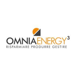 Logo Omnia Energy - Risparmiare Produrre Gestire