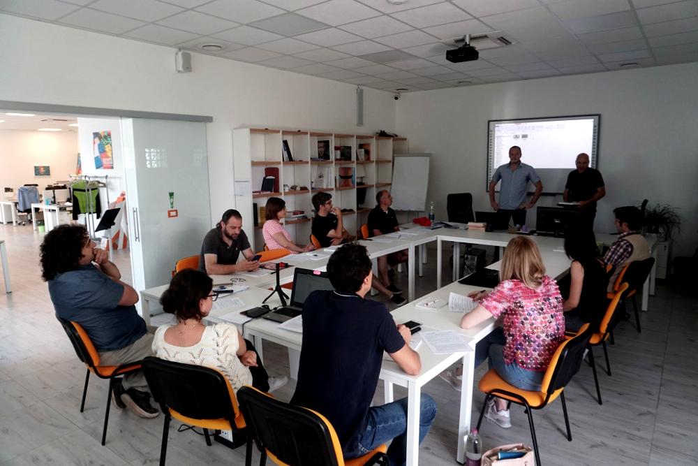 Foto corso sulla Big Data Analysis | Fabbrica delle Idee | Coworking, Maniago
