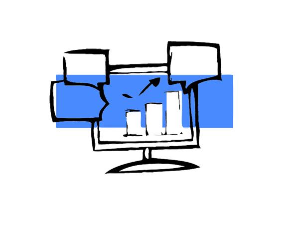 Icona per la voce Web Marketing | Servizi | Fabbrica delle Idee | Coworking | Maniago